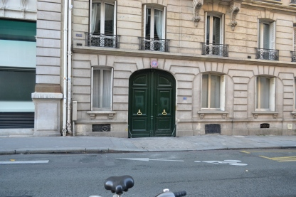 Streets in the 6th arrondissement.