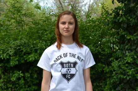 Back Of The Net Apparel photoshoot, spring 2016.