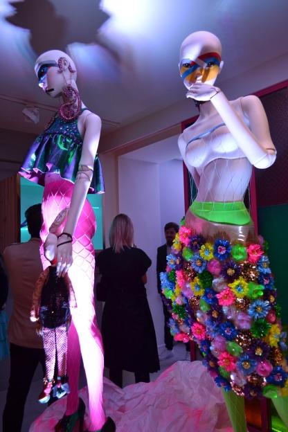 Manish Arora, Paris Fashion Week party (fall 2015).